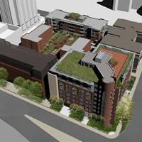 CCOC Beaver Barracks Ph.1 Metcalfe & Argyle Buildings