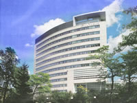 University of Ottawa Desmarais Building